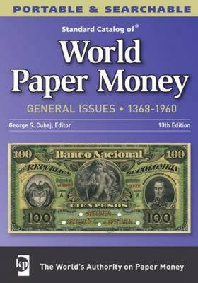 Standard Catalog of World Paper Money - General Issues