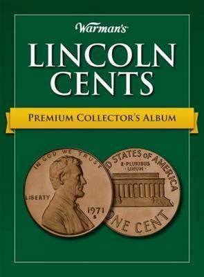 Warman's Premium Lincoln Cent Album