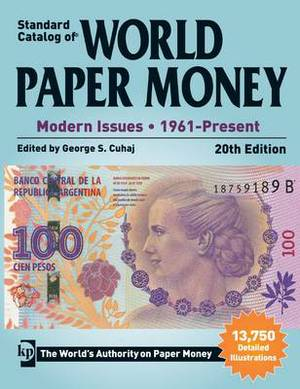 Standard Catalog of World Paper Money - Modern Issues: 1961-Present: 2015