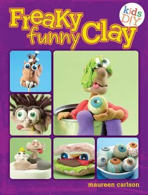 Freaky Funny Clay: Air Dry No Baking!