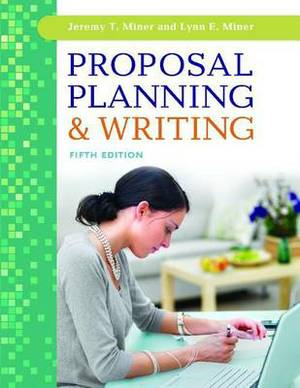 Proposal Planning & Writing, 5th Edition