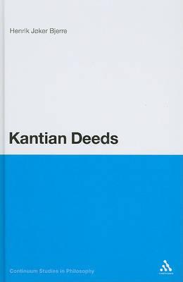 Kantian Deeds