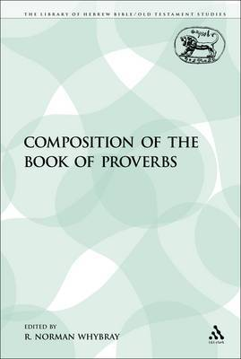 Composition of the Book of Proverbs