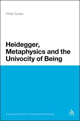 Heidegger, Metaphysics and the Univocity of Being