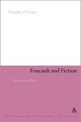 Foucault and Fiction: The Experience Book