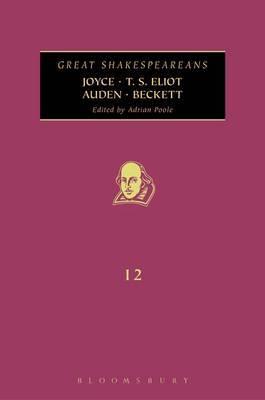 Joyce, T. S. Eliot, Auden Becket