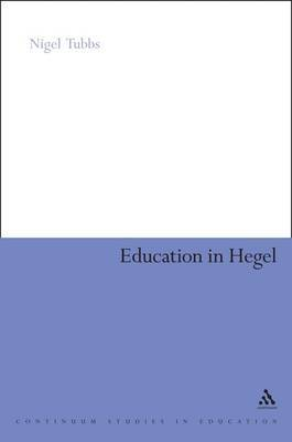 Education in Hegel