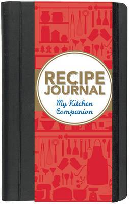 Recipe Journal: My Kitchen Companion