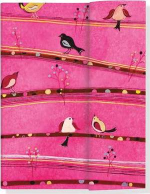 Pink Birds Journal