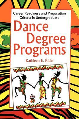 Dance Degree Programs
