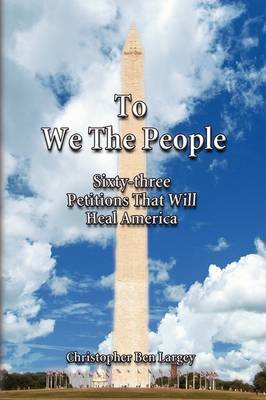 To We the People