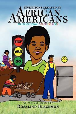 Inventions Created by African Americans: An Educational Coloring Book