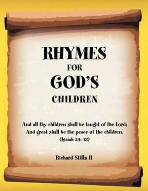 Rhymes for God's Children