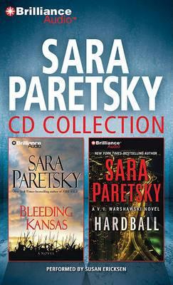 Sara Paretsky CD Collection: Bleeding Kansas / Hardball