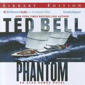 Phantom: An Alex Hawke Novel, Library Edition