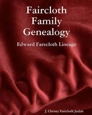Faircloth Family Genealogy