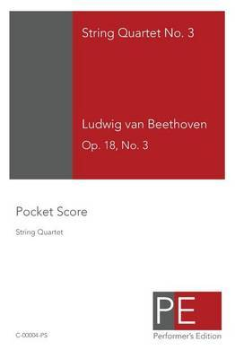 String Quartet No. 3: Pocket Score