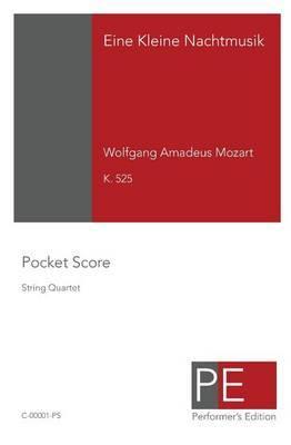 Eine Kleine Nachtmusik: Pocket Score