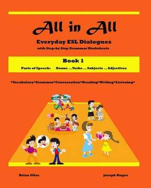 All in All (Book 1): Parts of Speech
