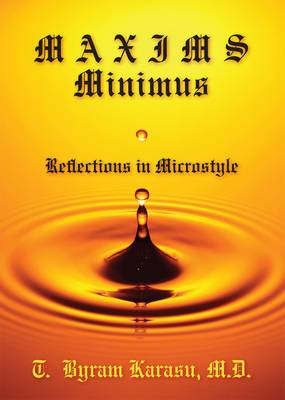 Maxims Minimus: Reflections in Microstyle
