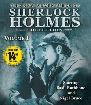 The New Adventures of Sherlock Holmes Collection Volume One
