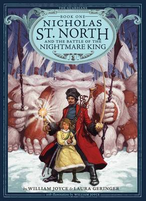 Nicholas St. North: And the Battle of the Nightmare King