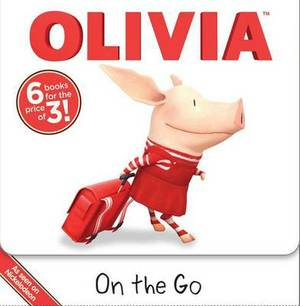 Olivia on the Go: Dinner with Olivia; Olivia and the Babies; Olivia and the School Carnival; Olivia Opens a Lemonade Stand; Olivia Cooks Up a Surprise; Olivia Leads a Parade