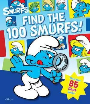 Find the 100 Smurfs!