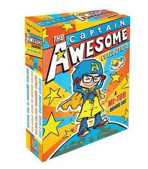 The Captain Awesome Collection: A Mi-Tee Boxed Set