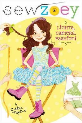 Sew Zoey #3: Lights, Camera, Fashion!