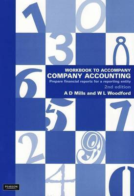 Company Accounting: Prepare Financial Reports for a Reporting Entity Workbook