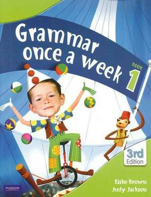 Grammar Once a Week Book 1
