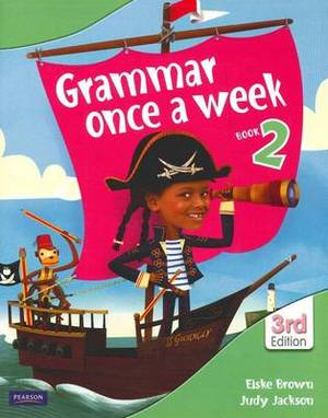 Grammar Once a Week Book 2