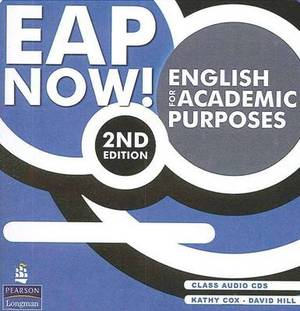 EAP Now! Audio Double CD-ROM: English for Academic Purposes