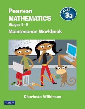 Pearson Maths Level 3A Workbook