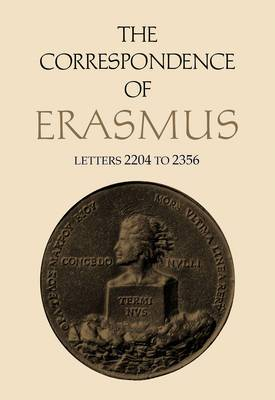 The Correspondence of Erasmus: Letters 2204-2356 (August 1529-July 1530)
