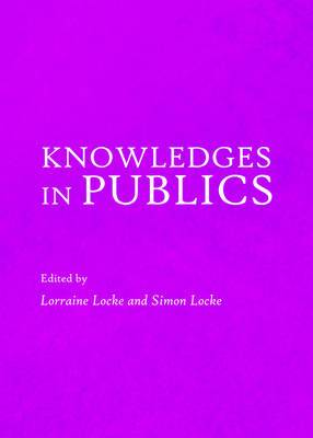 Knowledges in Publics