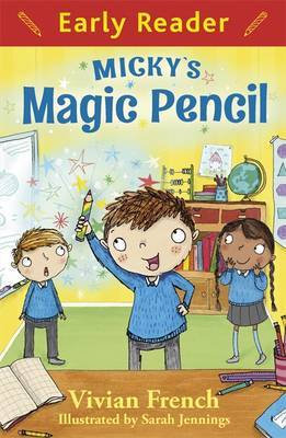 Early Reader: Micky's Magic Pencil
