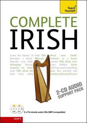 Complete Irish Beginner to Intermediate Course: Learn to Read, Write, Speak and Understand a New Language with Teach Yourself: Audio Support
