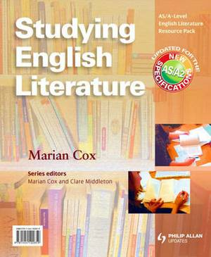 AS/A-Level English Literature: Studying English Literature Teacher Resource Pack Revised Edition + CD