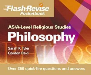AS/A-level Religious Studies: Philosophy Flash Revise Pocketbook