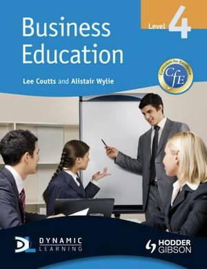 CfE Business Education: Level 4