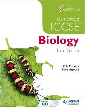 Cambridge IGCSE Biology 3rd Edition