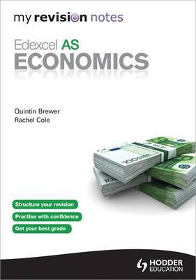 My Revision Notes: Edexcel AS Economics