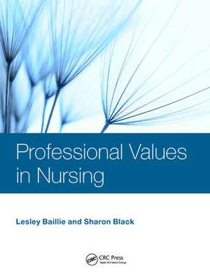 Professional Values in Nursing