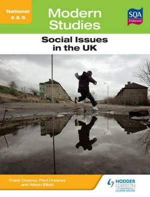 National 4 & 5 Modern Studies: Social issues in the United Kingdom