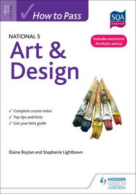 How to Pass National 5 Art & Design