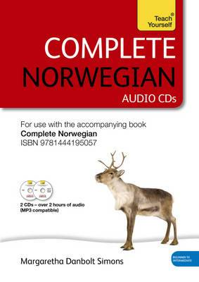 Complete Norwegian Beginner to Intermediate Book and Audio Course: Audio Support