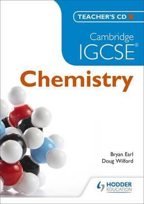 Cambridge IGCSE Chemistry Teacher's CD: Teacher's CD