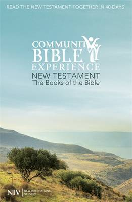 The Books of the Bible (NIV): New Testament: Community Bible Experience